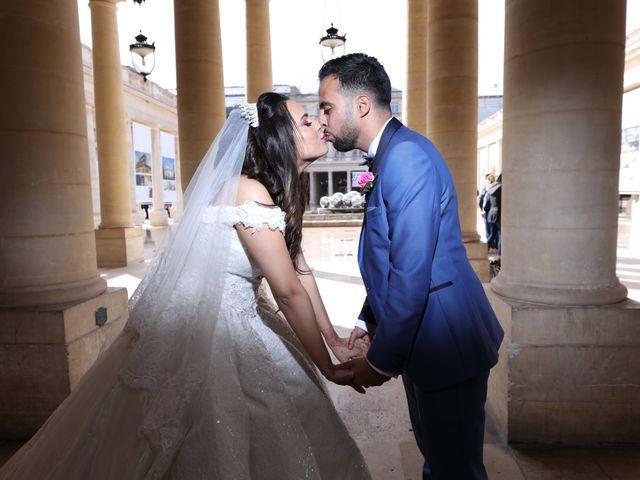 Le mariage de Adel et Souaad à Paris, Paris 58