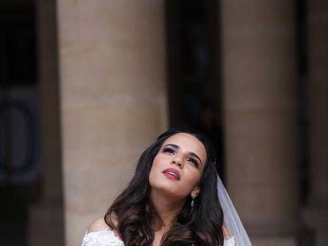 Le mariage de Adel et Souaad à Paris, Paris 62