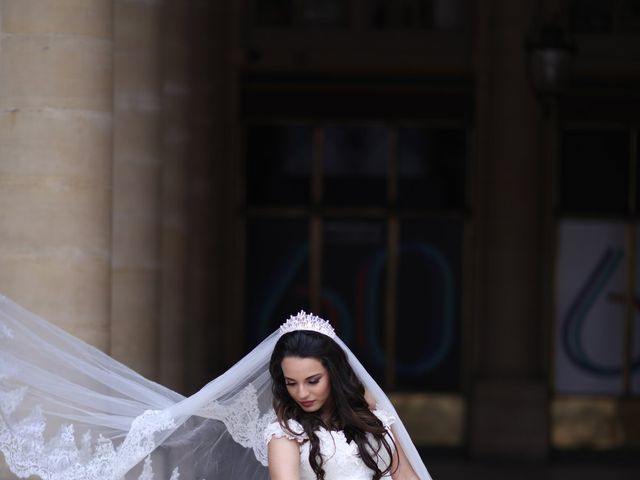 Le mariage de Adel et Souaad à Paris, Paris 64
