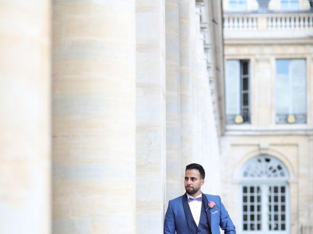 Le mariage de Adel et Souaad à Paris, Paris 75