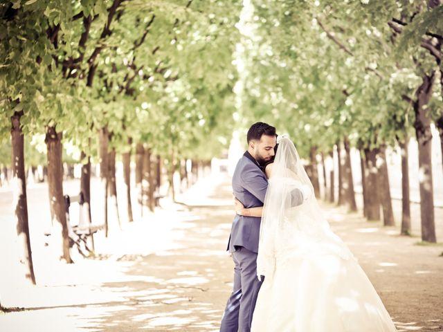 Le mariage de Adel et Souaad à Paris, Paris 76