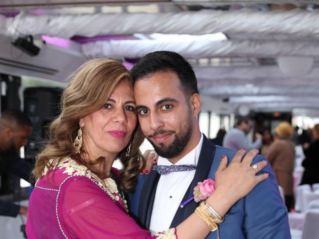 Le mariage de Adel et Souaad à Paris, Paris 85