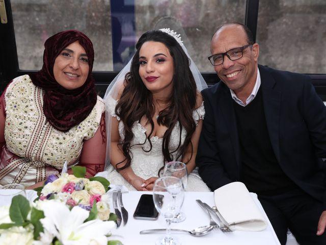 Le mariage de Adel et Souaad à Paris, Paris 89