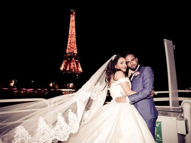 Le mariage de Adel et Souaad à Paris, Paris 109