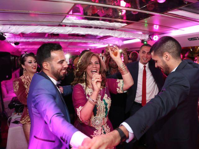 Le mariage de Adel et Souaad à Paris, Paris 112