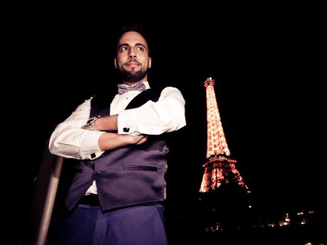 Le mariage de Adel et Souaad à Paris, Paris 116