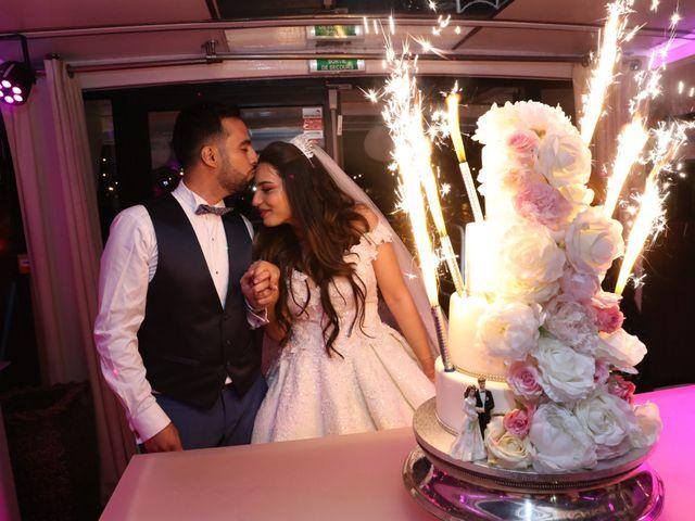 Le mariage de Adel et Souaad à Paris, Paris 119