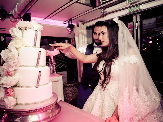 Le mariage de Adel et Souaad à Paris, Paris 120