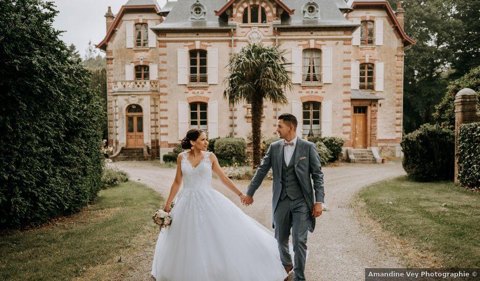 Le mariage de Anthony et Lore à Orgères, Ille et Vilaine