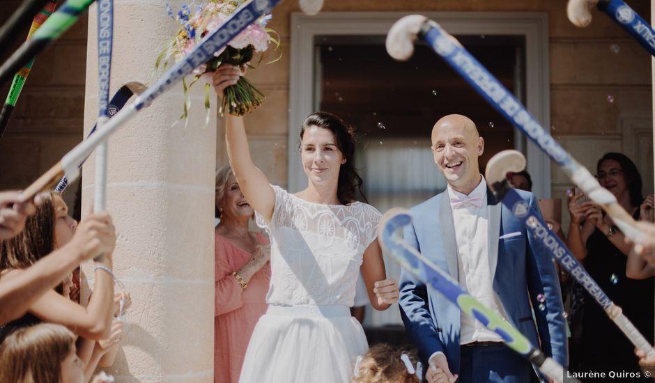 Le mariage de Maxime et Marie à Mérignac, Gironde