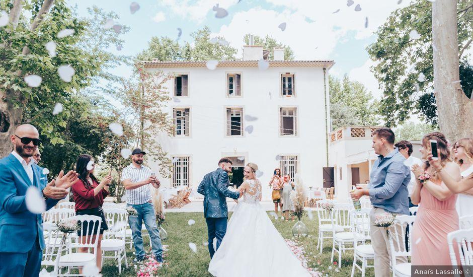 Le mariage de Jonathan et Pauline à Marsillargues, Hérault