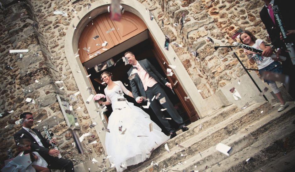 Le mariage de Olivier et Cécile à Nozay, Essonne