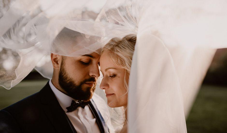 Le mariage de Benjamin et Johanna à Lieuvillers, Oise