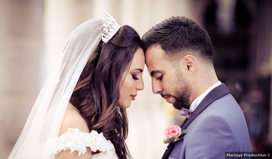 Le mariage de Adel et Souaad à Paris, Paris