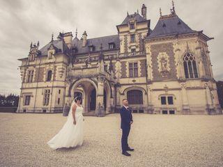 Le mariage de Aurélie et Morgan