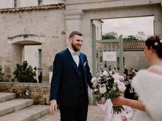 Le mariage de Audrey et Alexis 1