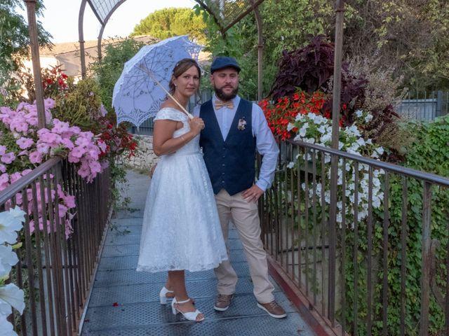 Le mariage de Cyril et Claire à Calvisson, Gard 7