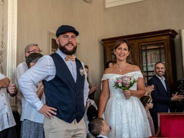 Le mariage de Cyril et Claire à Calvisson, Gard 8