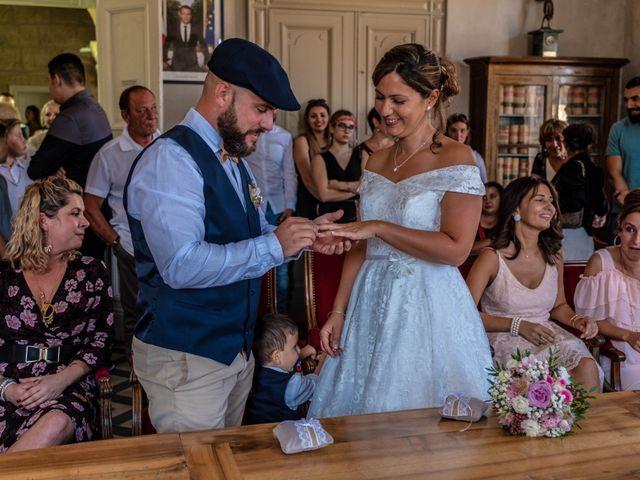 Le mariage de Cyril et Claire à Calvisson, Gard 9
