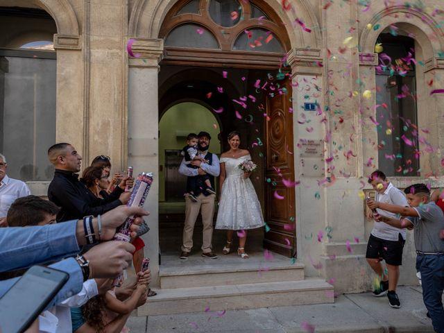 Le mariage de Cyril et Claire à Calvisson, Gard 10