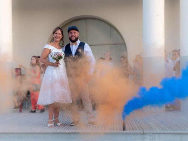 Le mariage de Cyril et Claire à Calvisson, Gard 1