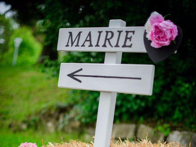 Le mariage de Cyrille et Magali à Champlive, Doubs 17