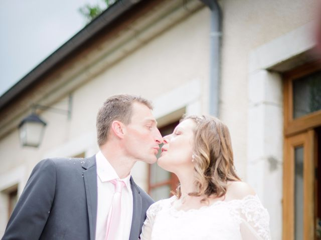 Le mariage de Cyrille et Magali à Champlive, Doubs 1