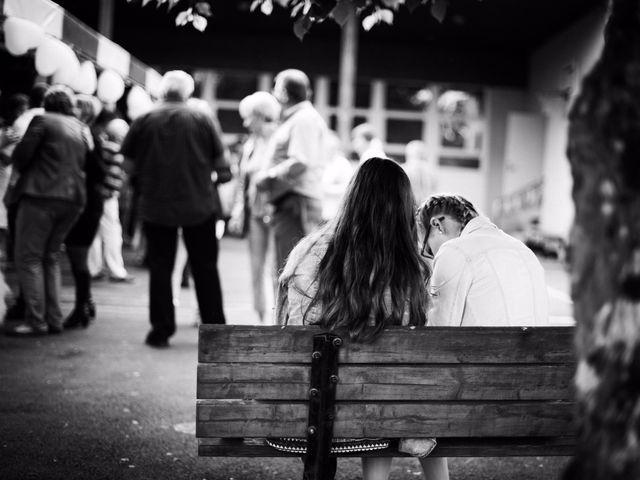 Le mariage de Cyrille et Magali à Champlive, Doubs 29