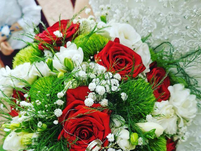 Le mariage de Morgan  et Aurélie à Les Aix-d'Angillon, Cher 6