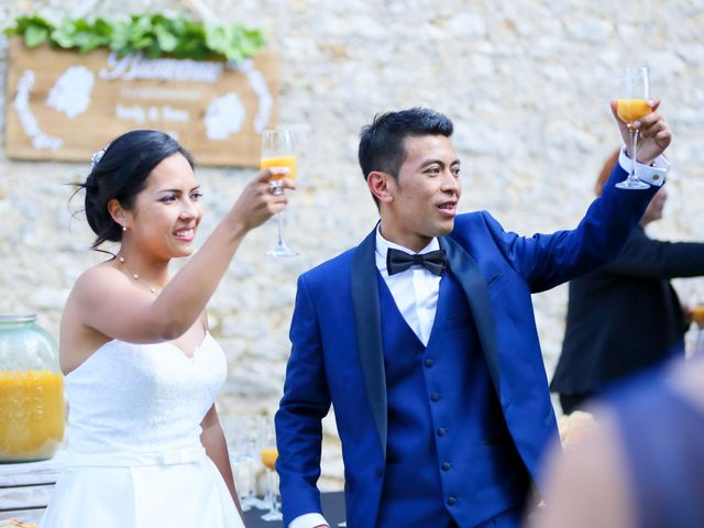 Le mariage de Naina et Landy à Soisy-Bouy, Seine-et-Marne 30