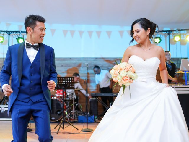 Le mariage de Naina et Landy à Soisy-Bouy, Seine-et-Marne 38