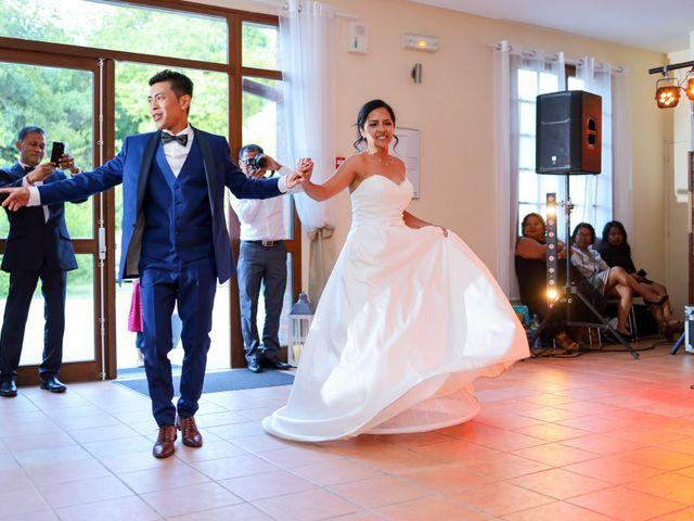 Le mariage de Naina et Landy à Soisy-Bouy, Seine-et-Marne 39
