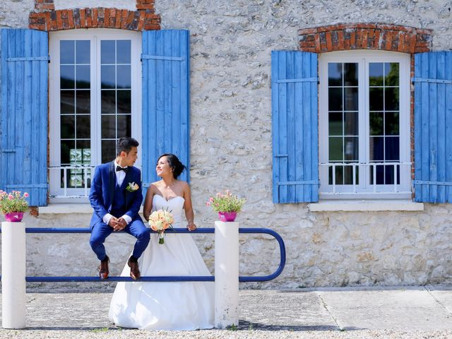 Le mariage de Naina et Landy à Soisy-Bouy, Seine-et-Marne 44