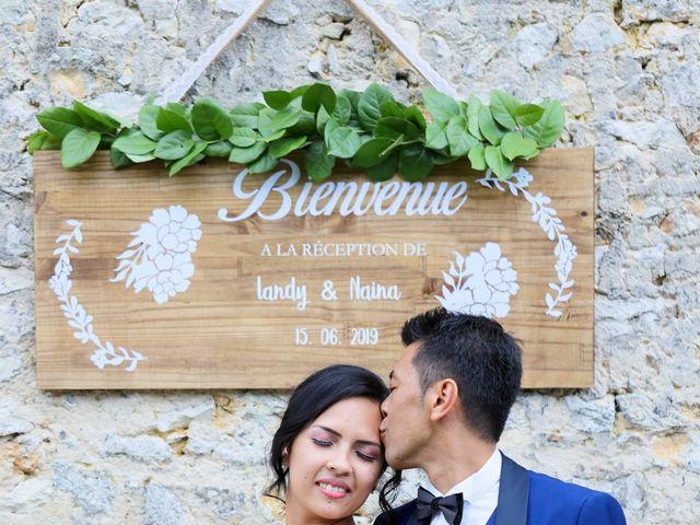 Le mariage de Naina et Landy à Soisy-Bouy, Seine-et-Marne 46