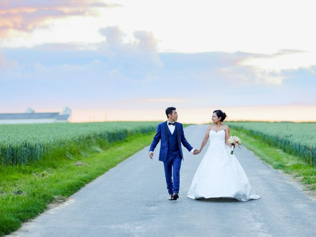 Le mariage de Naina et Landy à Soisy-Bouy, Seine-et-Marne 47