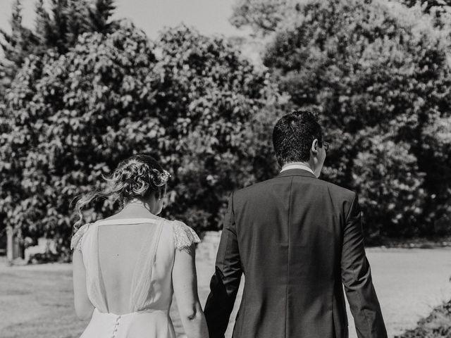 Le mariage de Alexandre et Lauranne à Lautrec, Tarn 14