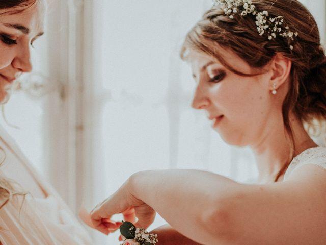 Le mariage de Alexandre et Lauranne à Lautrec, Tarn 41