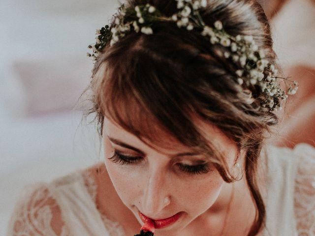 Le mariage de Alexandre et Lauranne à Lautrec, Tarn 42