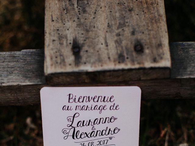 Le mariage de Alexandre et Lauranne à Lautrec, Tarn 44