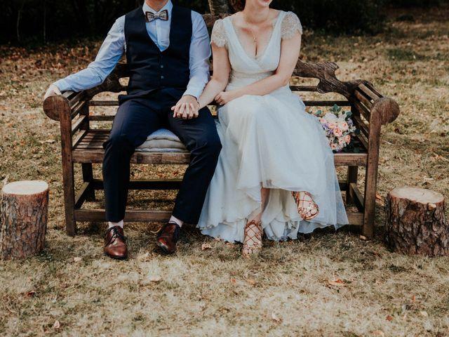 Le mariage de Alexandre et Lauranne à Lautrec, Tarn 45