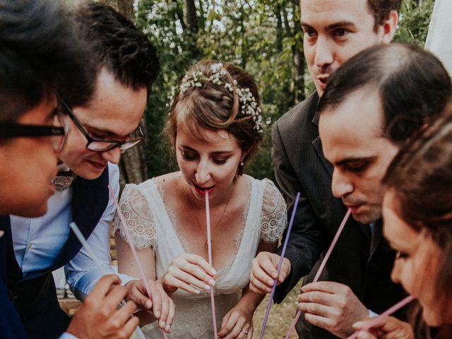 Le mariage de Alexandre et Lauranne à Lautrec, Tarn 49