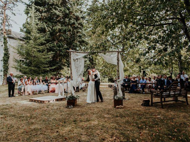 Le mariage de Alexandre et Lauranne à Lautrec, Tarn 52