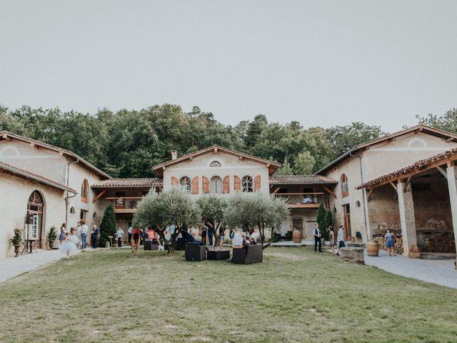 Le mariage de Alexandre et Lauranne à Lautrec, Tarn 59