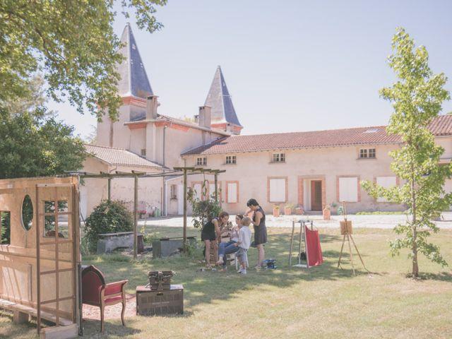 Le mariage de Bruno et Caroline à Miremont, Haute-Garonne 18