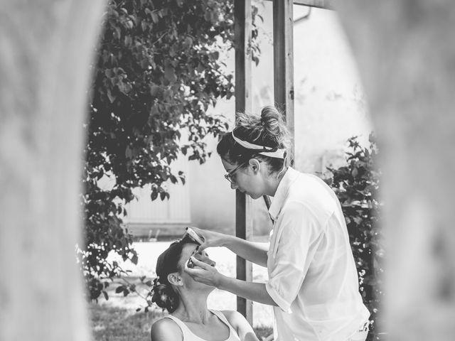 Le mariage de Bruno et Caroline à Miremont, Haute-Garonne 34