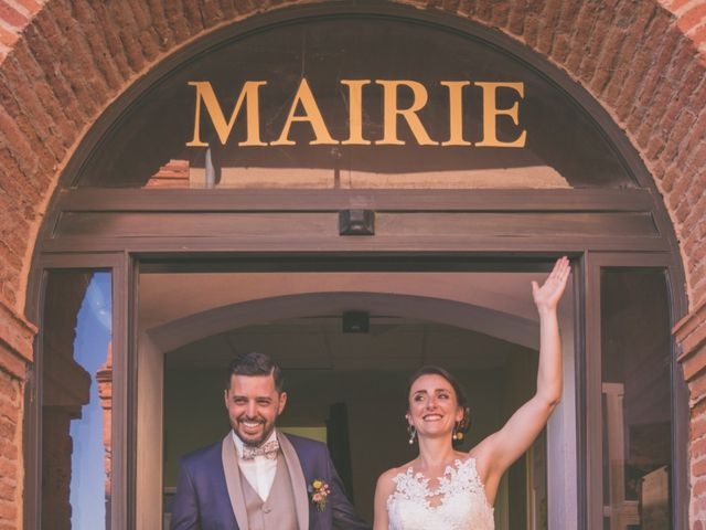 Le mariage de Bruno et Caroline à Miremont, Haute-Garonne 73