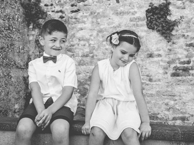 Le mariage de Bruno et Caroline à Miremont, Haute-Garonne 91