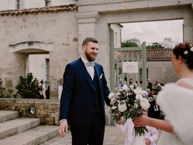 Le mariage de Alexis et Audrey à Saint-Rémy-en-Mauges, Maine et Loire 11