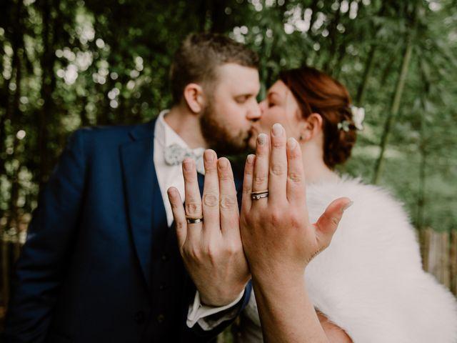Le mariage de Alexis et Audrey à Saint-Rémy-en-Mauges, Maine et Loire 2