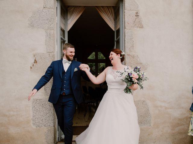 Le mariage de Alexis et Audrey à Saint-Rémy-en-Mauges, Maine et Loire 13